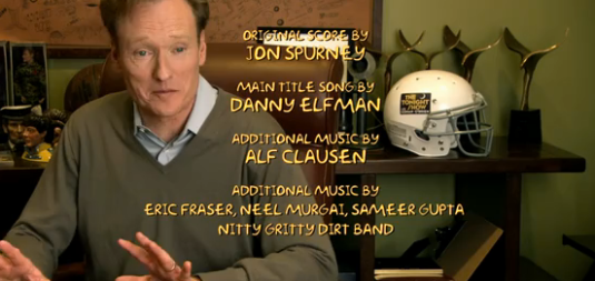 screen credit for Raga Simpsons